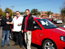 SPAR Win-a-Car Competition makes another winner