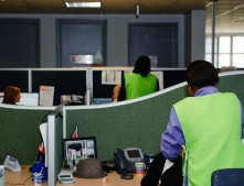 A healing touch to the high pressure workplace
